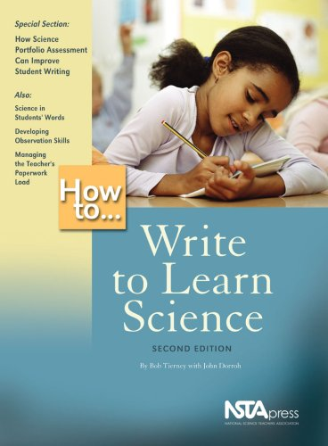 write to learn Writing to learn is a superb book writing, and reformulating, what you have know is an excellent way to engage critical thought, increase comprehension and grow the ability to communicate your knowledge.